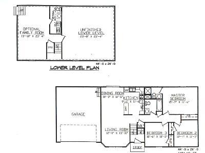 The Arborfield Bi Level Home Designed By Kilbarger