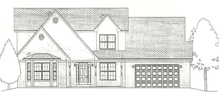 The Bluestem - Two Story Home